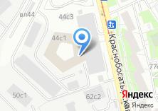 Компания «Transma» на карте