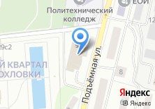 Компания «Техно портал» на карте
