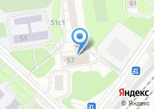 Компания «MIWIDOS» на карте