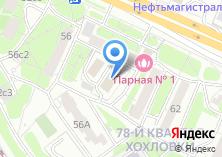 Компания «Инженерная служба Нижегородского района» на карте
