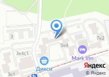 Компания «ОСК-Эксперт» на карте