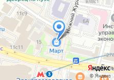 Компания «Magic style» на карте