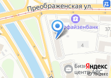 Компания «Сокольники и весь Восточный округ» на карте