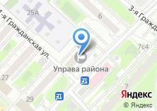 Компания «Территориальная избирательная комиссия района Богородское» на карте