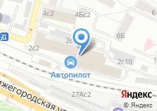 Компания «Москва 777» на карте