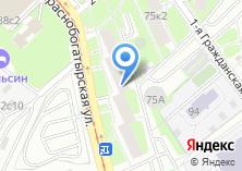 Компания «Лика-2» на карте