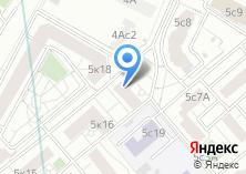 Компания «РА Статус» на карте