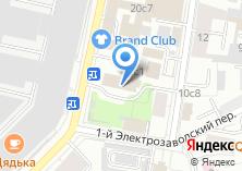 Компания «ОБИТ» на карте
