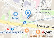 Компания «Comfort Line» на карте