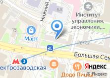 Компания «Венские Сказки» на карте
