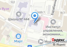 Компания «Fotoart-School» на карте