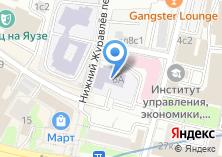 Компания «Промбезопасность» на карте