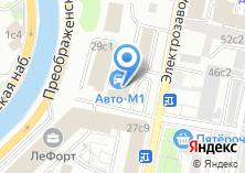 Компания «Хитэк-Инвест» на карте