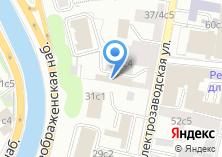 Компания «Консалт Информ» на карте