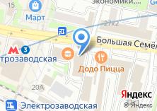 Компания «Кристина-Дизайн+» на карте