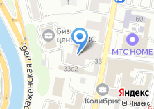 Компания «Дестра Технолоджис» на карте