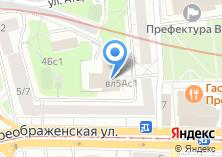 Компания «Мосремстроймонтаж» на карте
