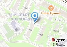 Компания «МакОтель» на карте