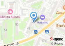 Компания «РусДомСервис» на карте