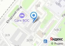 Компания «Биомед-М» на карте