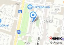 Компания «Честная клиника» на карте