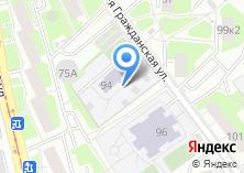 Компания «Детский сад №1521» на карте