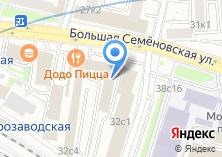 Компания «Бэст-Сервис» на карте