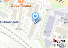 Компания «Mesto» на карте