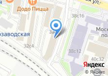 Компания «Событие» на карте