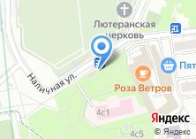 Компания «12» на карте