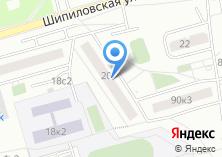 Компания «ОПОП Южного административного округа район Орехово-Борисово Северное» на карте