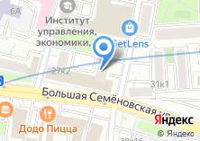 Компания «Москитные сетки» на карте