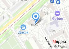 Компания «Смартпро» на карте