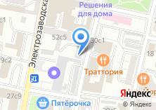 Компания «Бизнес Джет Сервис» на карте