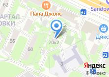 Компания «Leiko - оптовая торговля изделиями медицинского назначения. производство лейкопластырей, шприцов.» на карте