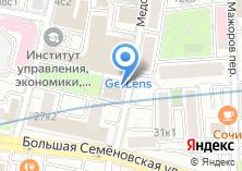 Компания «Бентопром» на карте