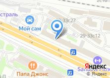 Компания «Makita trading» на карте