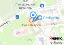 Компания «МарKо Групп» на карте