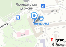 Компания «К-Консалтинг» на карте