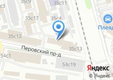 Компания «Трансдиалог» на карте