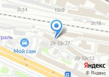 Компания «Uniostar» на карте