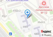 Компания «Детский сад №1021» на карте