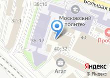 Компания «Термо-Сервис» на карте