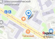 Компания «Золотой путь XXI» на карте