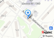Компания «РОСТЭК» на карте
