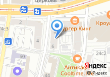 Компания «Брандо» на карте