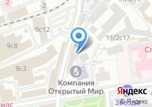 Компания «Рубанков» на карте