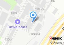 Компания «ГАММА-ПЛАСТ» на карте