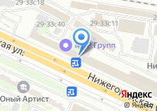 Компания «Нбк кредит» на карте