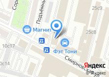 Компания «Tyga» на карте